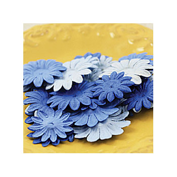 Blommor - Daisy Delicacies - Blueberry 30 st - 300166