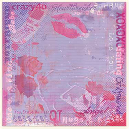 Papper - Flair Designs - Heartbreaker - Bs0316