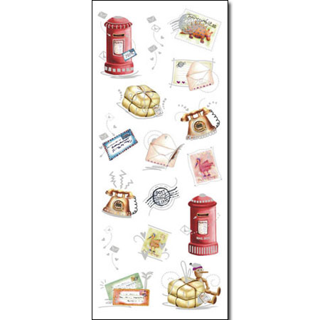 Stickers - Mail Box - CMS-043