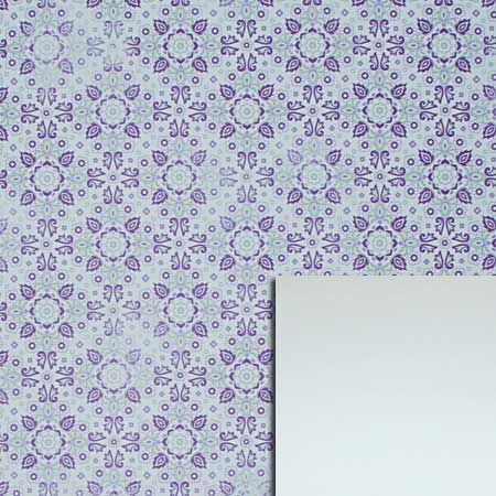 Papper Kaiser - Garden Arabesque - Lattice - P399