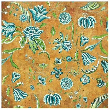 Papper - Deco Design - Fantasy Flowers - S236