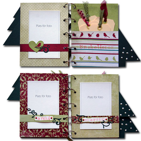 Plywood - Christmas Journal Album - SB143