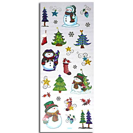 Stickers - Christmas - CMS-025